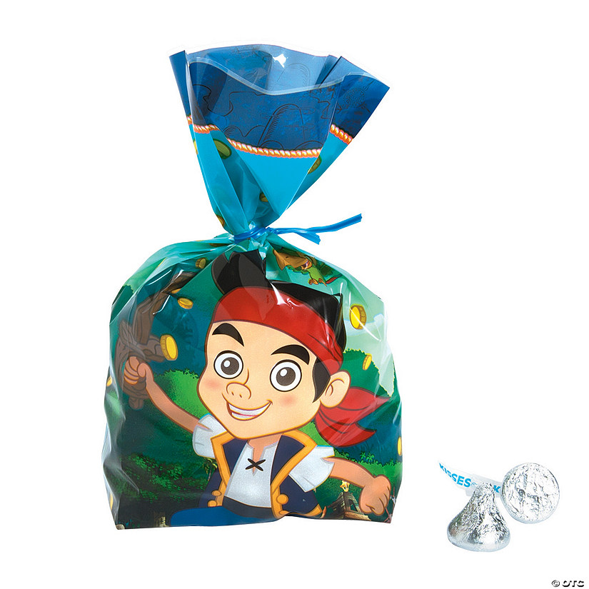 Jake & the Neverland Pirates™ Cellophane Bags