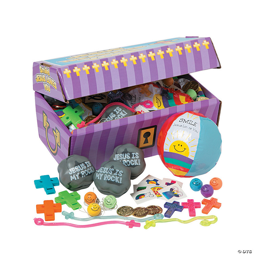 Jesus Treasures You Box Assortment