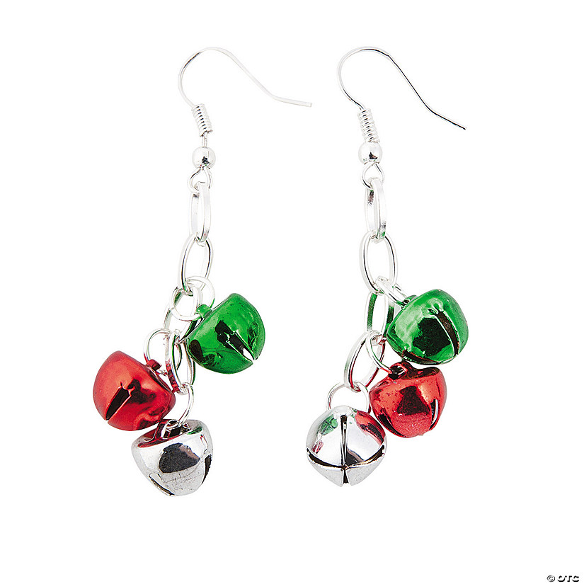 Jingle Bell Earring Kit