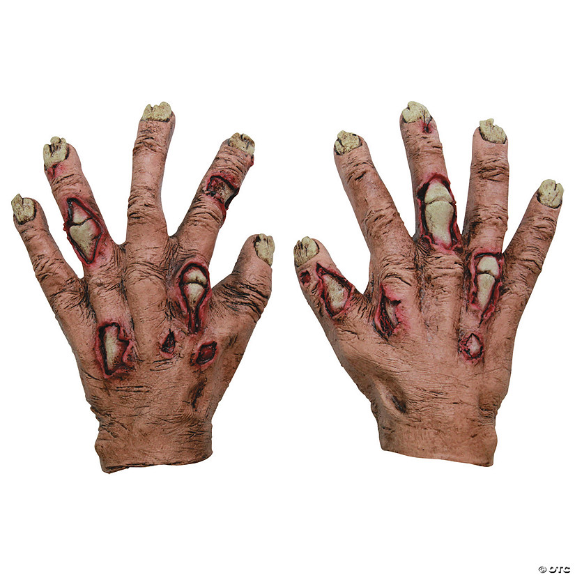 Junior's Zombie Flesh Hands