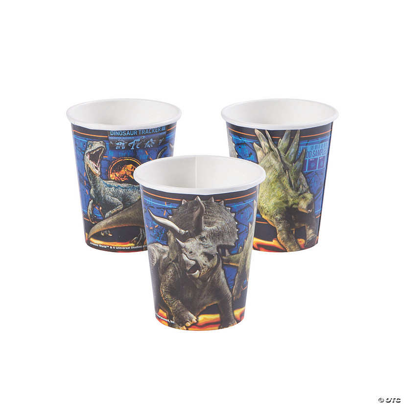 Jurassic World™ Paper Cups