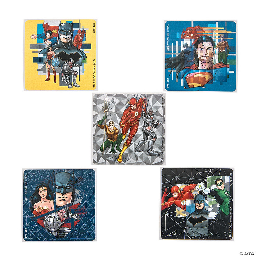 Justice League™ Stickers
