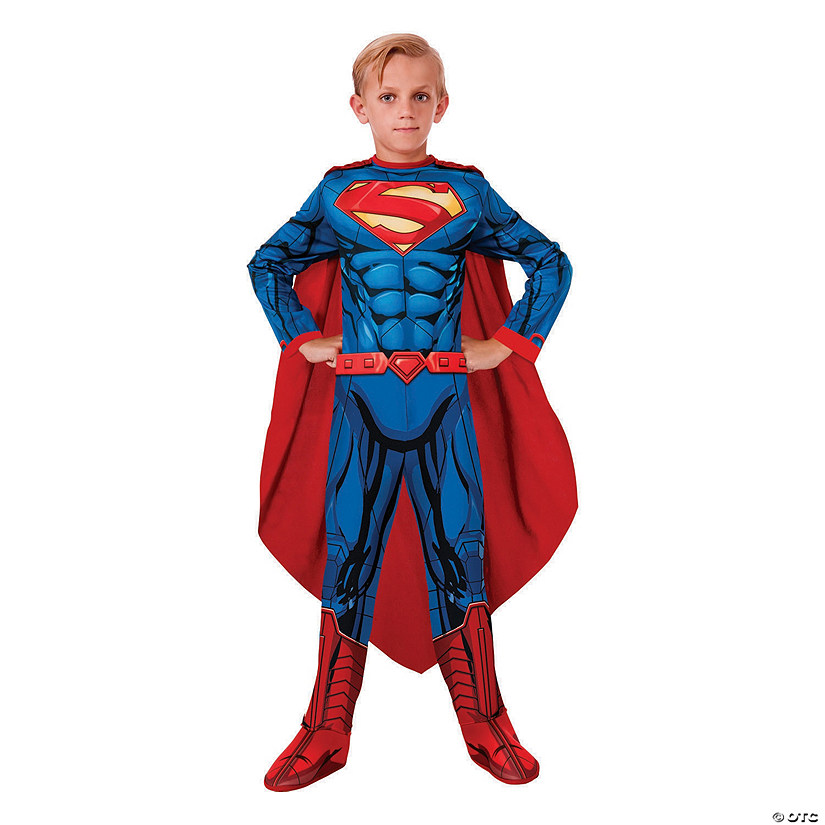Kid's Photo Real Superman Costume