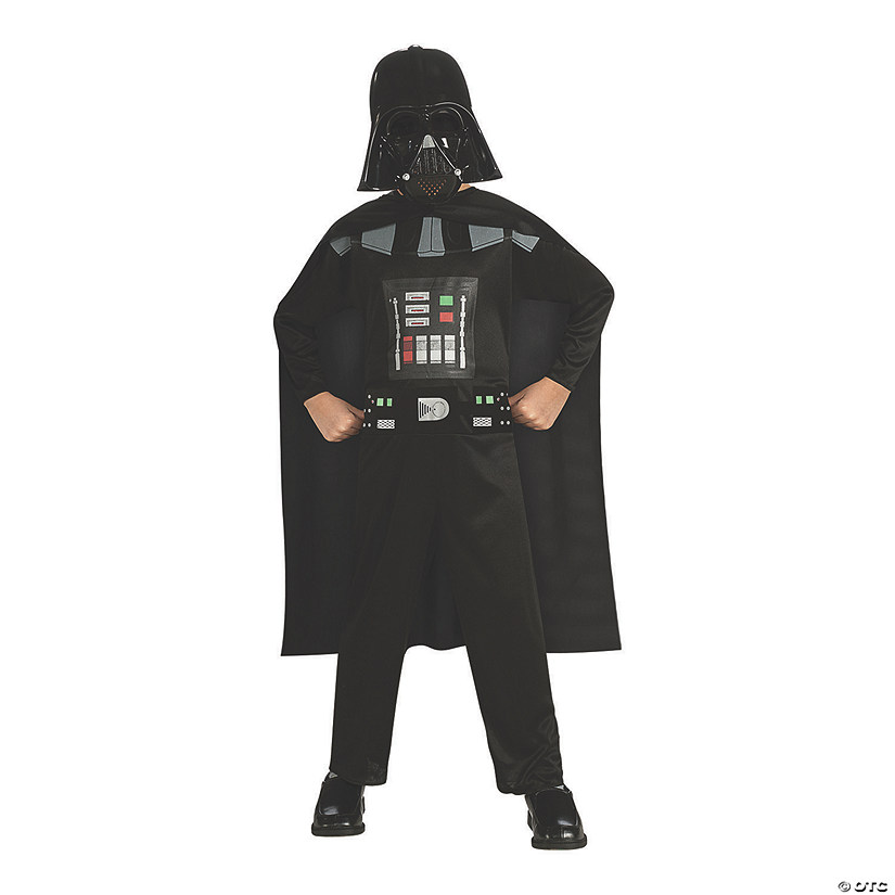 Kid's Promo Darth Vader Costume