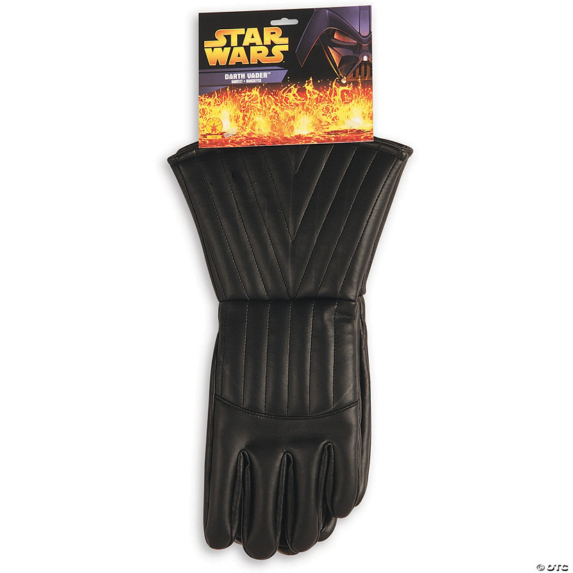 Kid's Star Wars™ Darth Vader Gloves