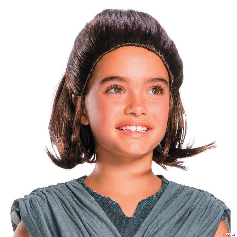 Kid's Star Wars™ Episode VIII: The Last Jedi Rey Wig