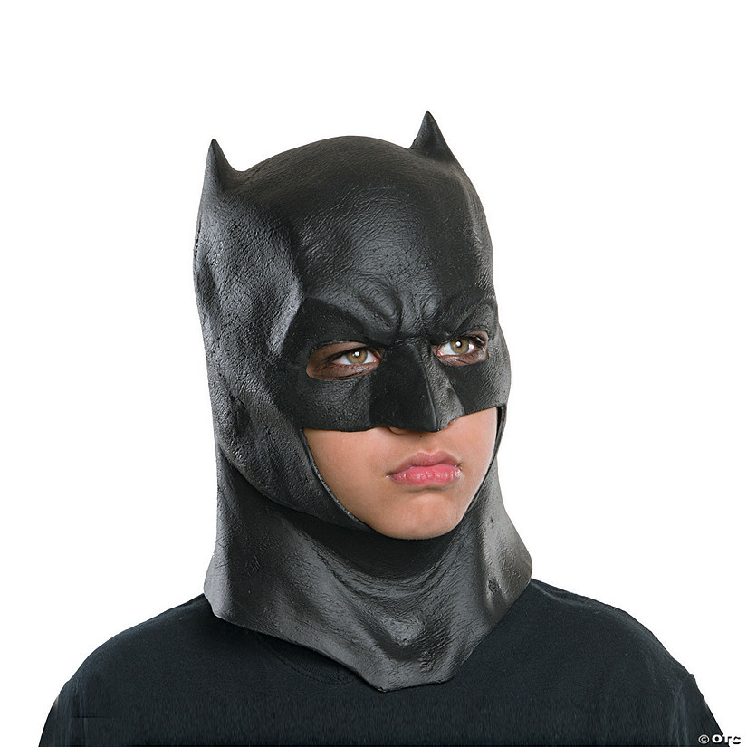 Kid's Batman v. Superman: Dawn of Justice™ Full Batman Mask