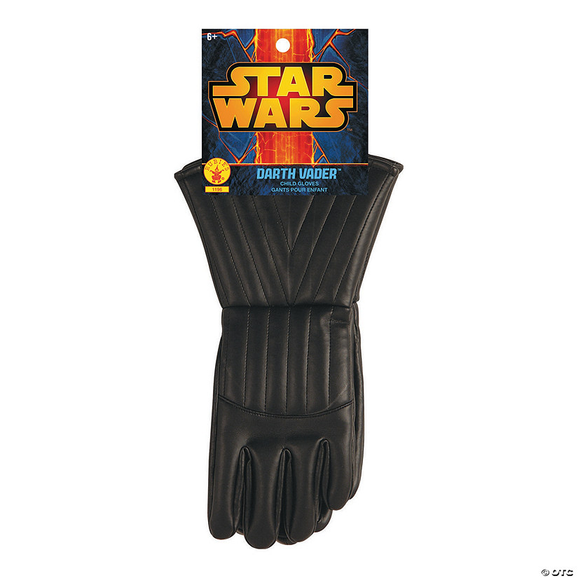 Kid's Darth Vader Gloves