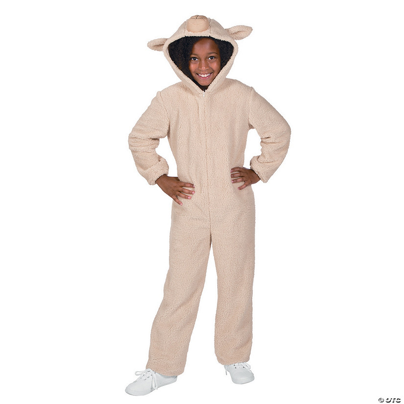 Kid's Full Body Lamb Costume