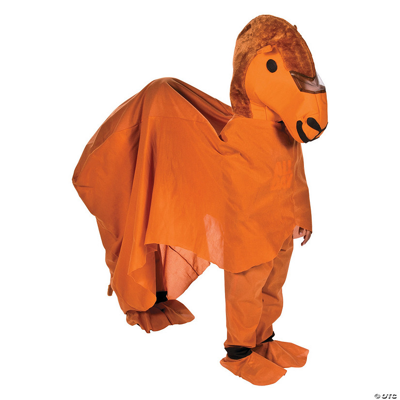 Kid's Full Body Two-Person Camel Costume