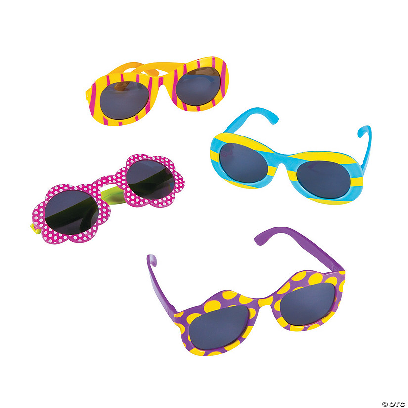 Kids' Fun Design Sunglasses