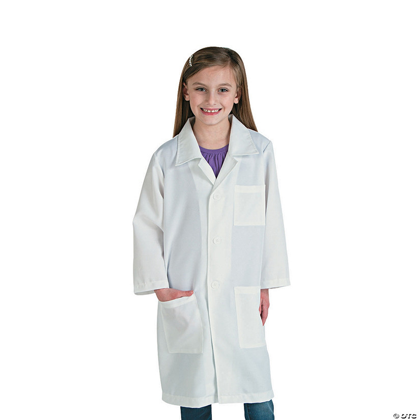 Kids' Lab Coat