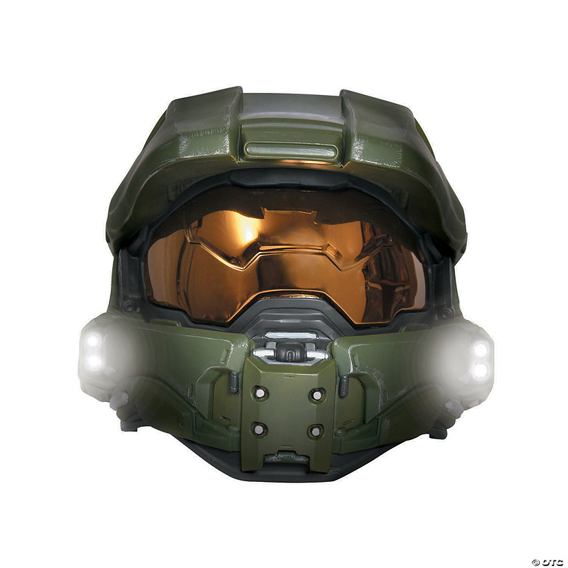 Kid's Light-Up Master Chief Mask