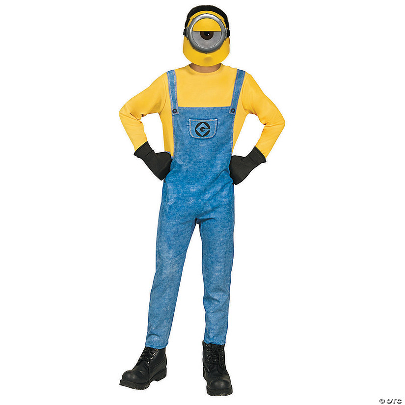 Kid's Minion Mel Costume