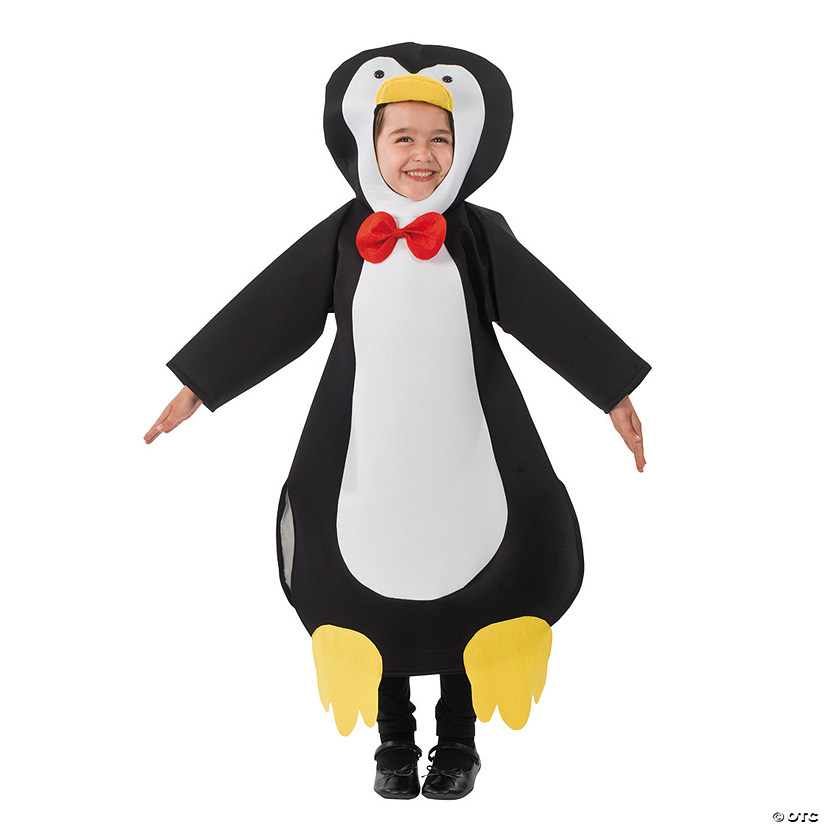 Kid's Penguin Costume