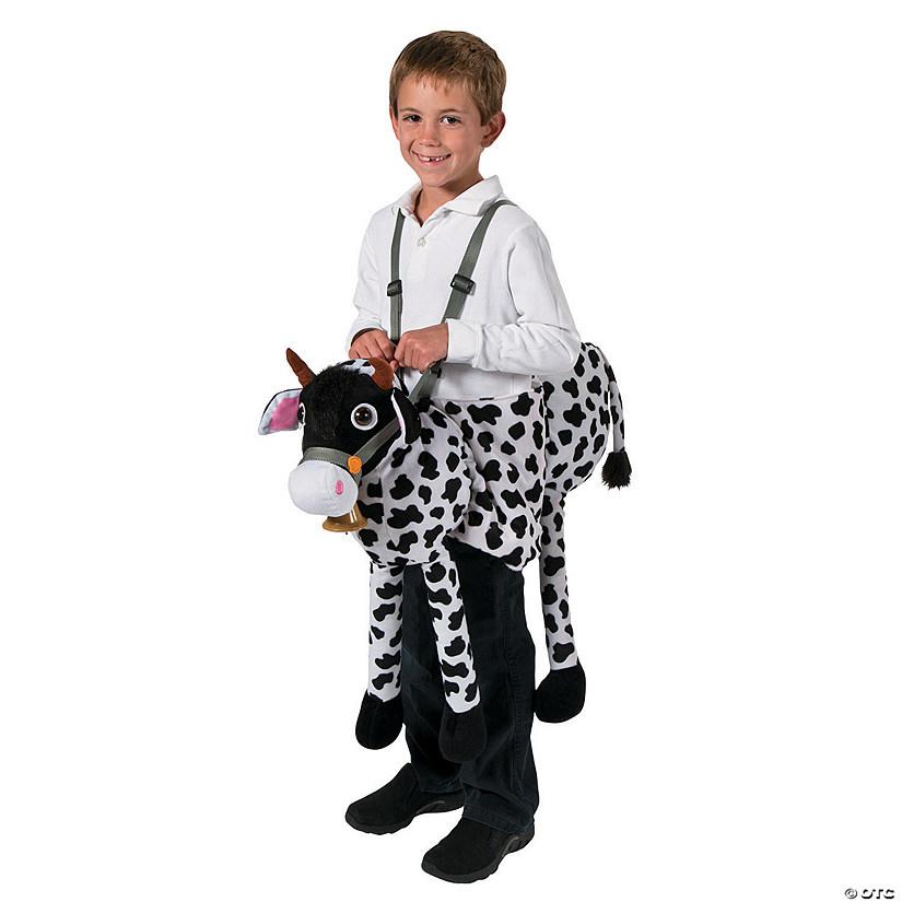 sc 1 st  Oriental Trading & Kidu0027s Plush Nativity Cow Costume