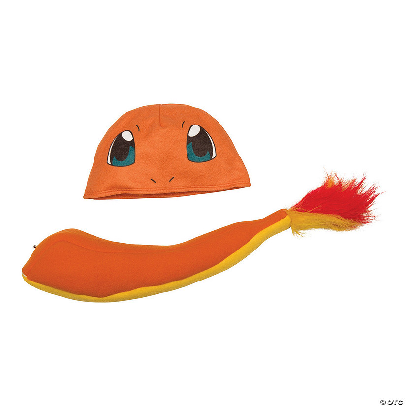 Kid's Pokemon Charmander Accessory Kit