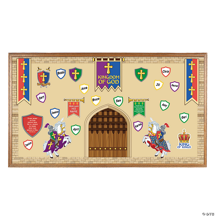 Kingdom VBS Bulletin Board Set