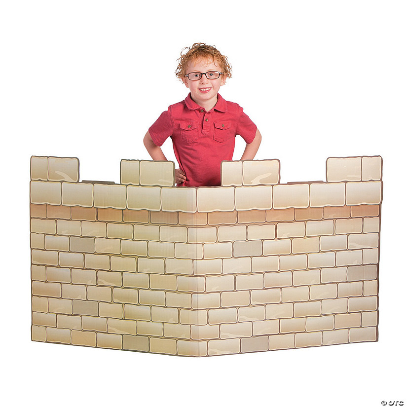 Kingdom VBS Castle Wall Stand-Up