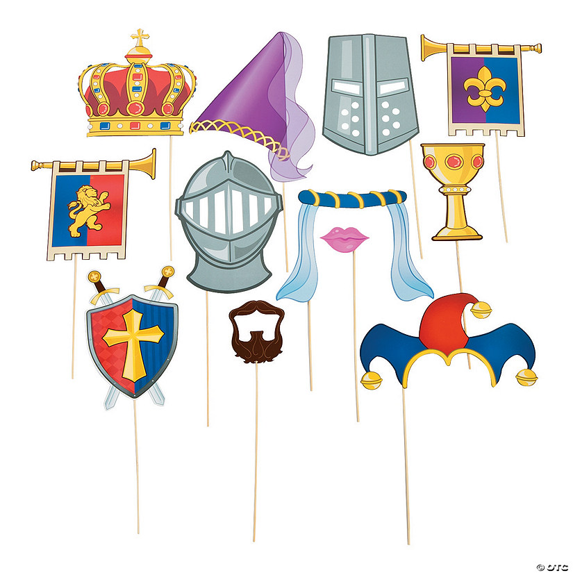 Kingdom VBS Photo Stick Props