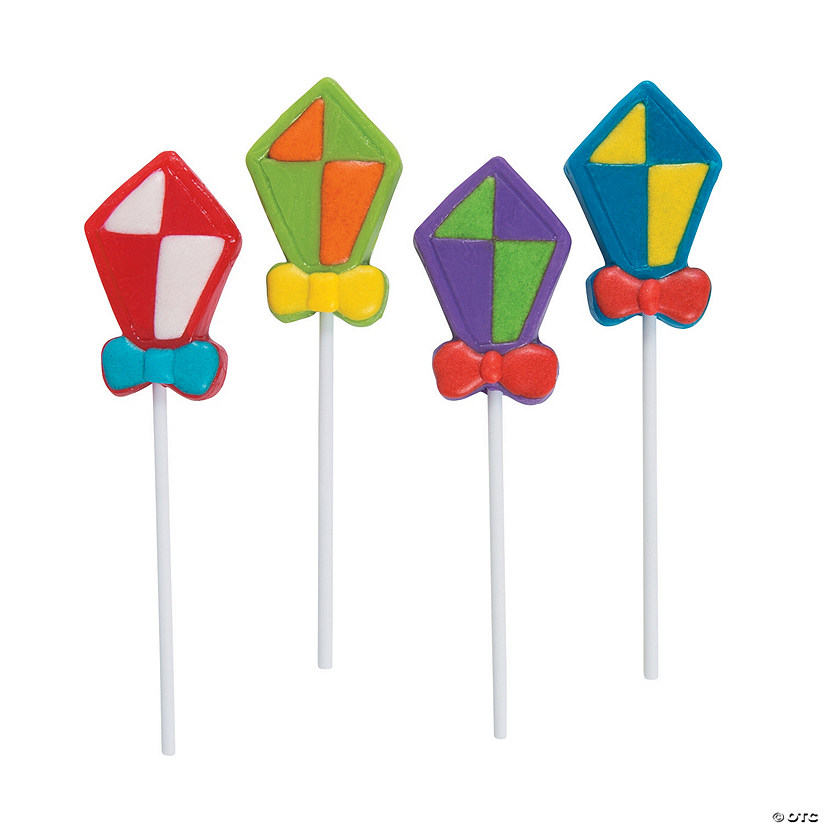 Kite Character Lollipops