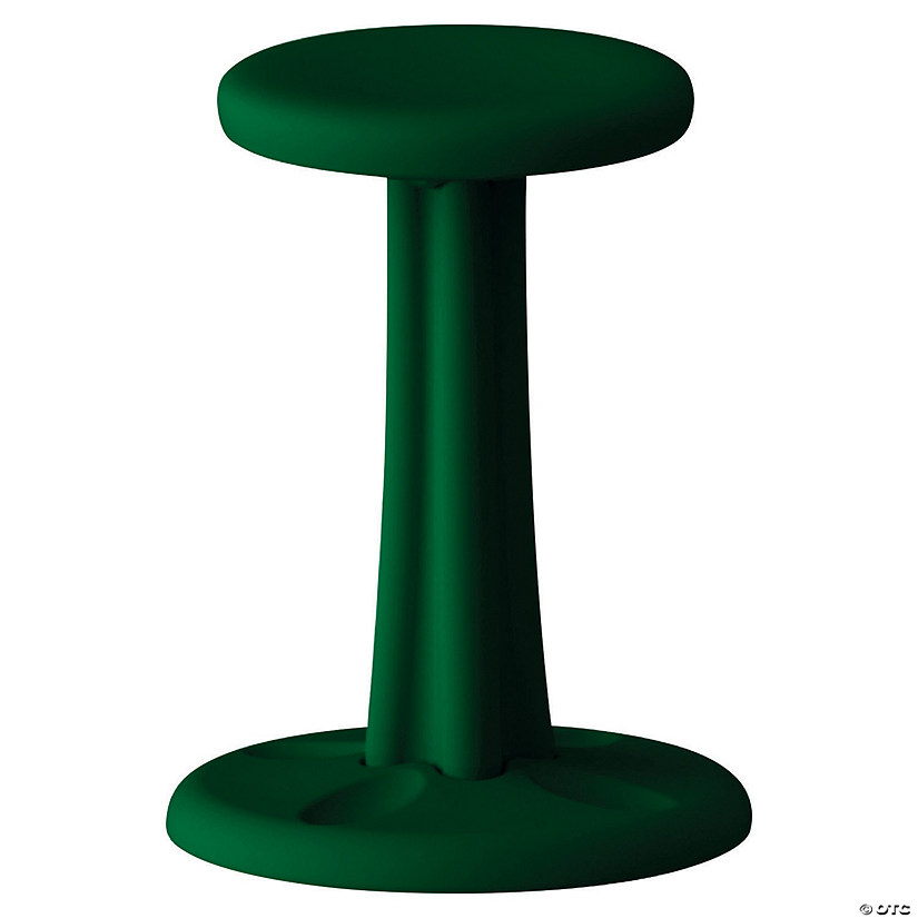 "Kore™ Teen Wobble Chair, 18.7"" Green"