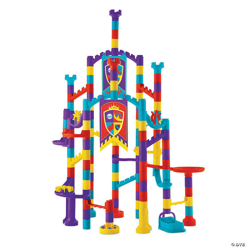 Krazy Kingdom Marble Run