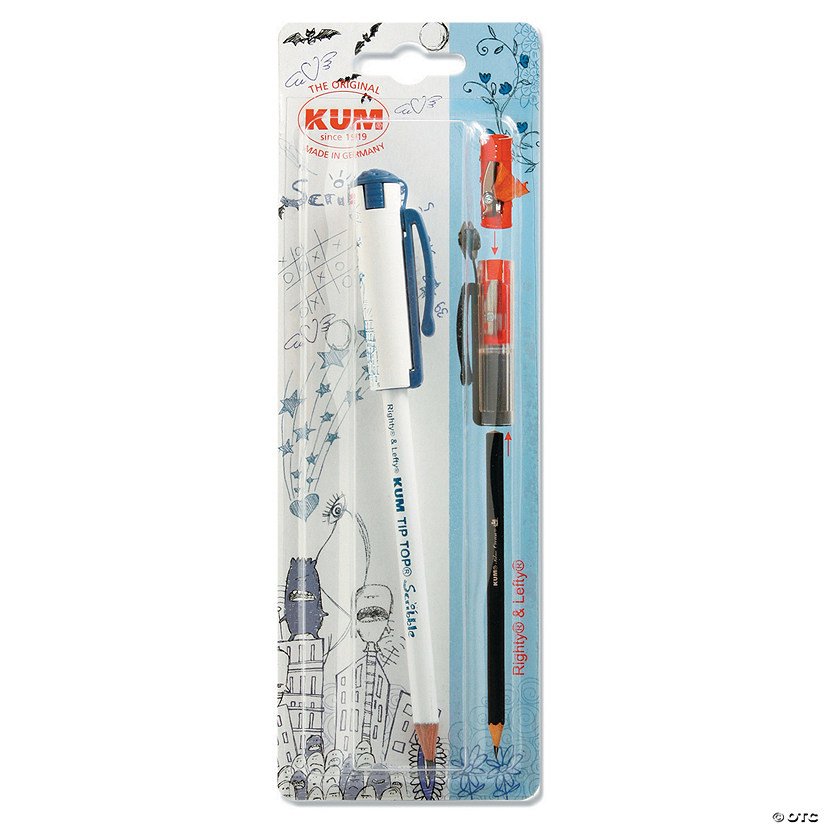 Kum Scribbles Pencils with Sharpeners