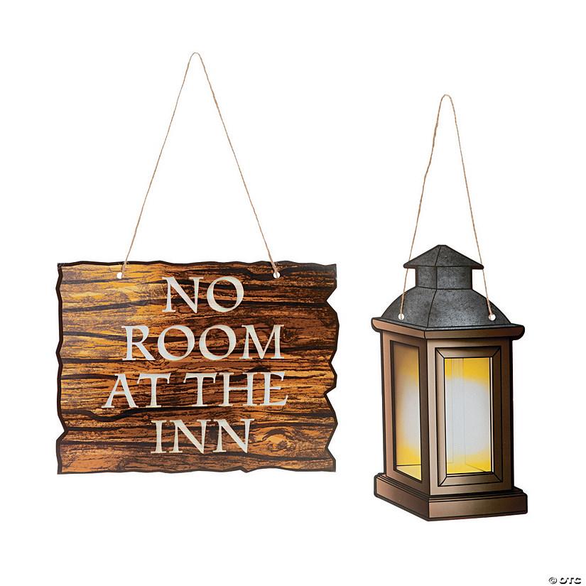 Lantern & Inn Sign Props