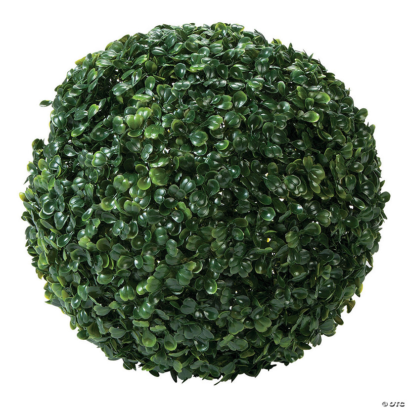 Large Boxwood Décor Ball