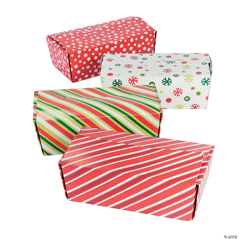 Large Christmas Takeout Boxes