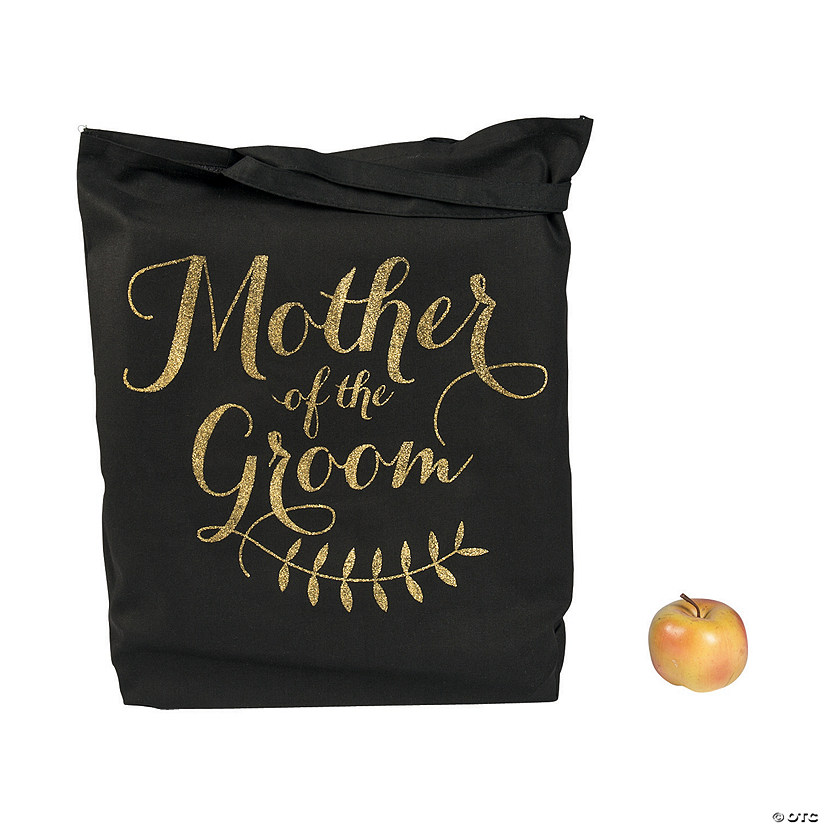 Large Mother-of-the-Groom Tote Bag