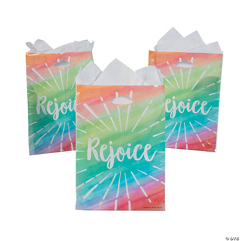 Large Rejoice Goody Bags