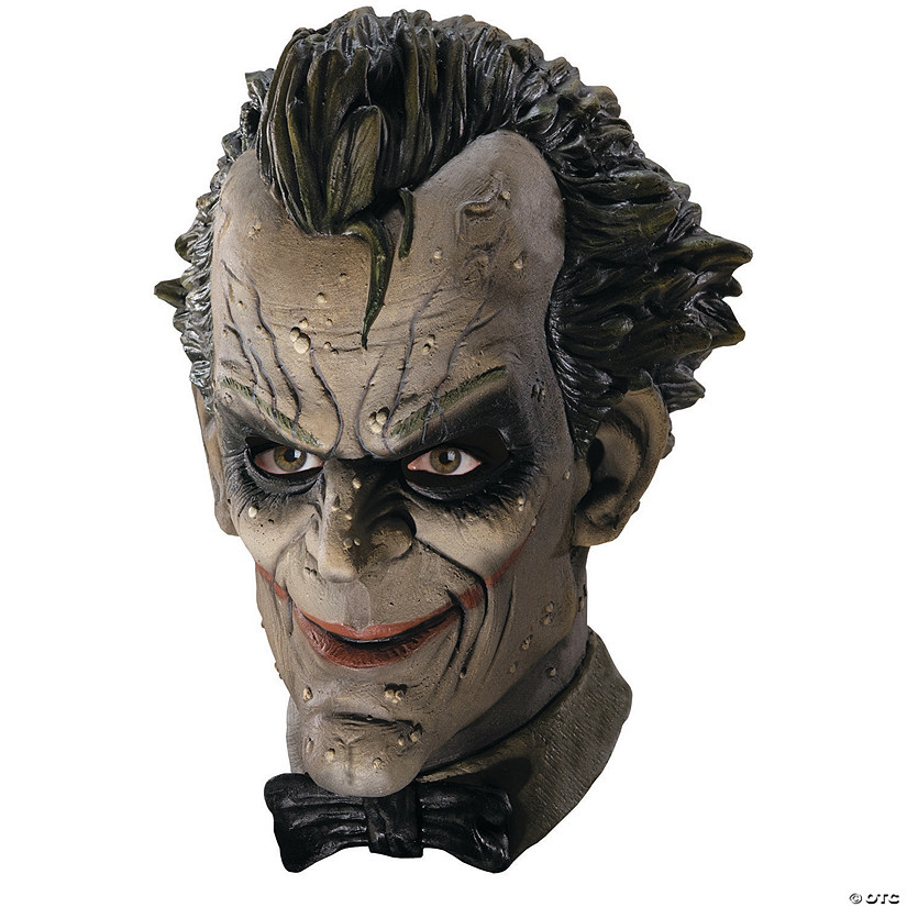 Latex Arkham City Joker Mask