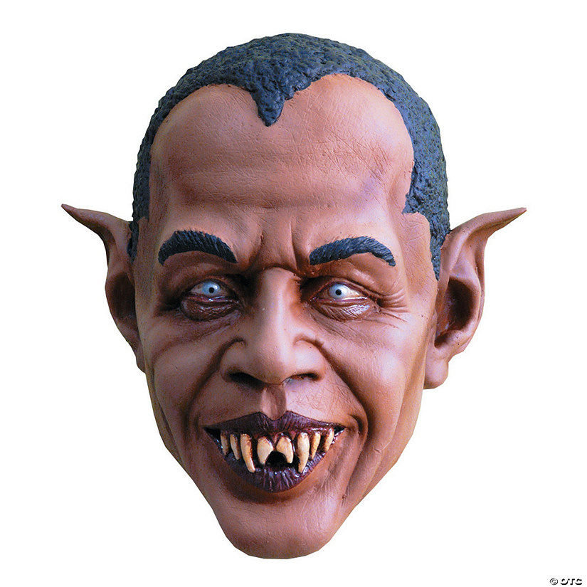Latex Full Barackula Mask