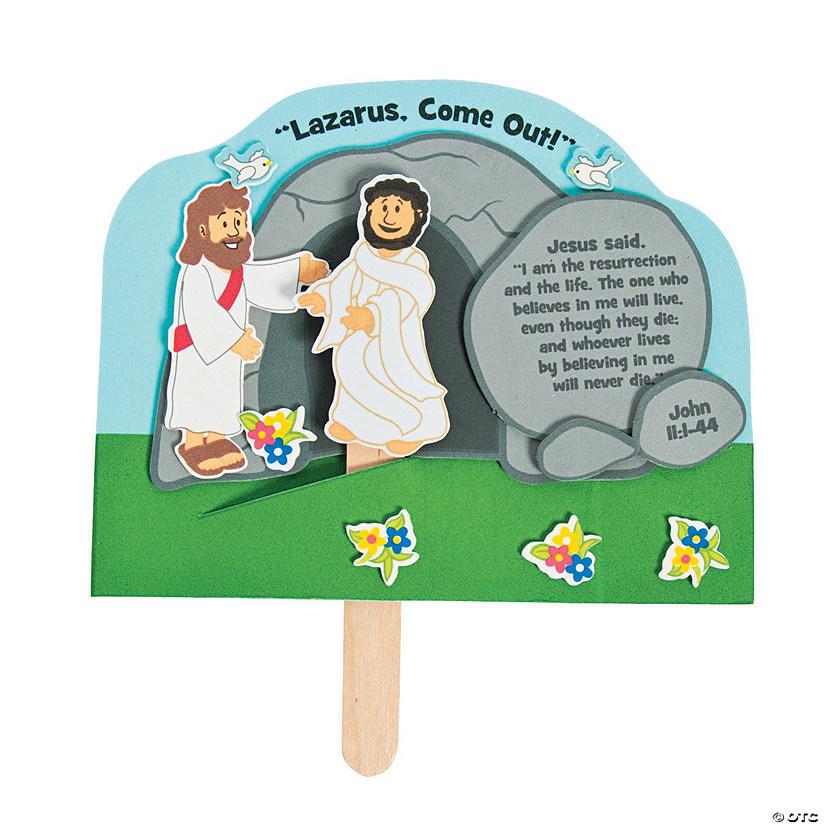 Lazarus Resurrection Pop-Up Craft Kit