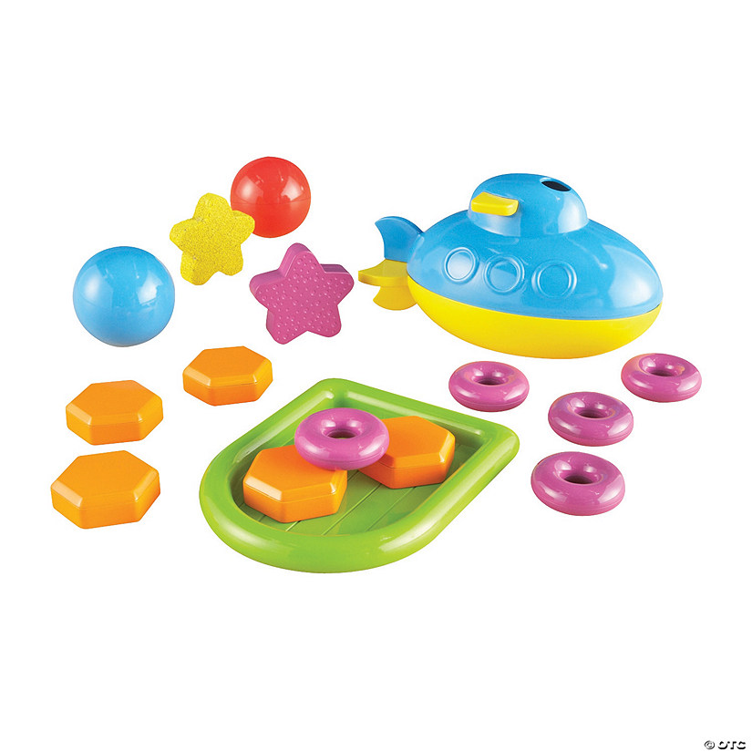Learning Resources® STEM Sink or Float Activity Set