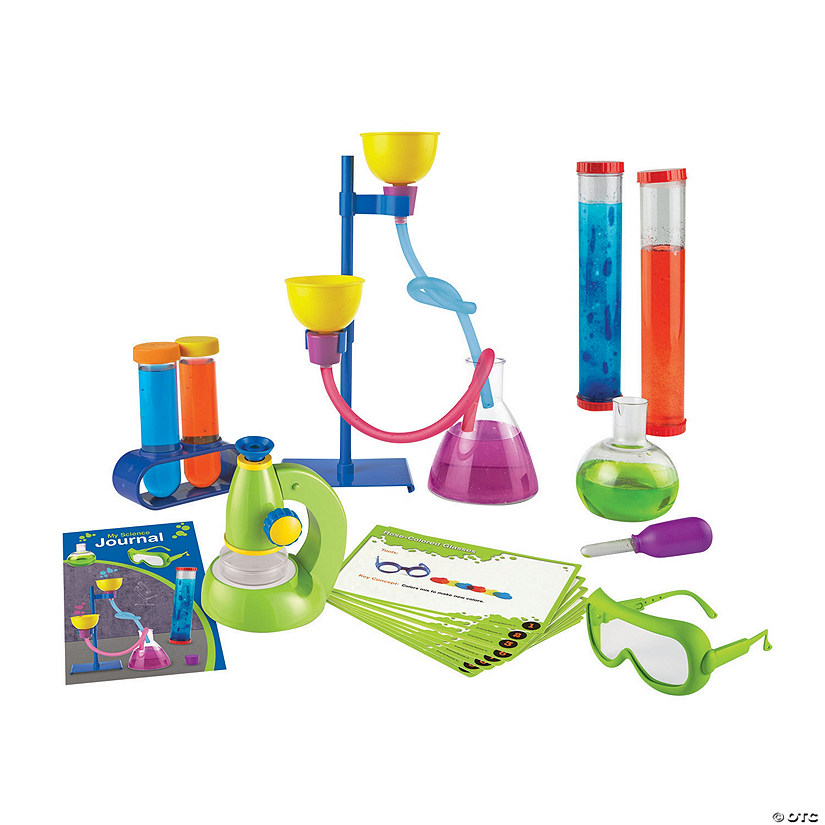 Learning Resources<sup>®</sup> Primary Science Deluxe Lab Set