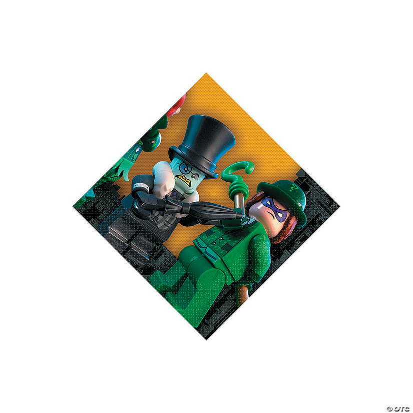 LEGO® Batman™ Beverage Napkins