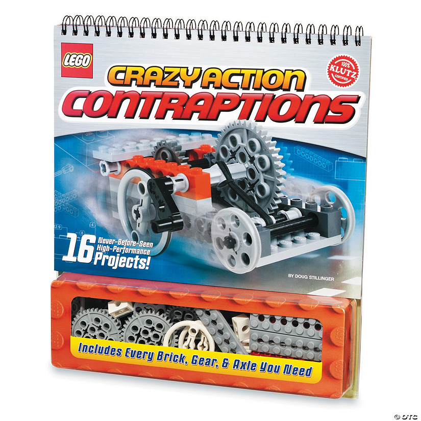 Lego Crazy Contraptions