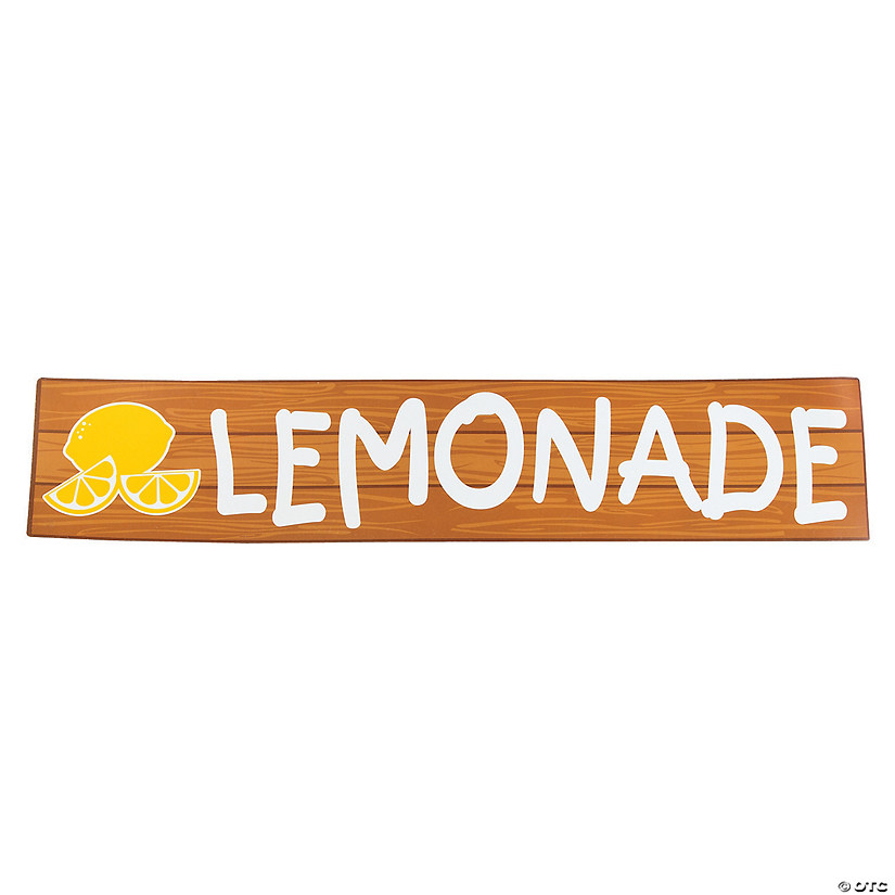 Lemonade Party Wall Decoration