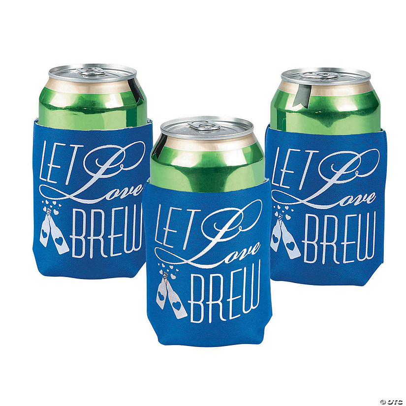 Let Love Brew Can Coolers