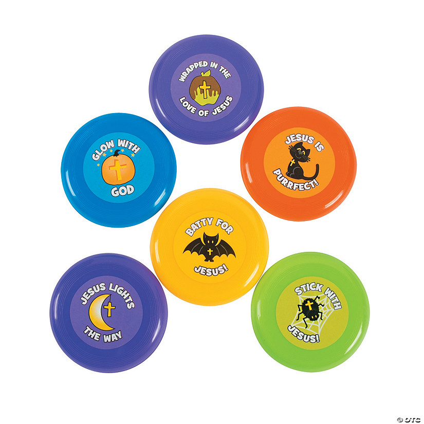 Little Boolievers Mini Flying Discs