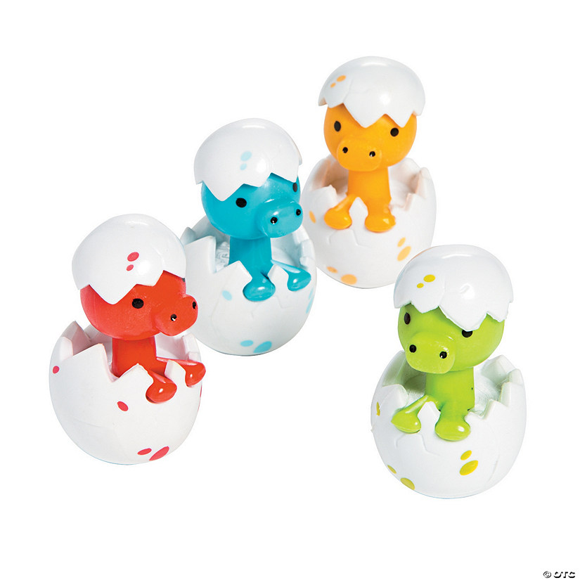Little Dino Egg Character Toys