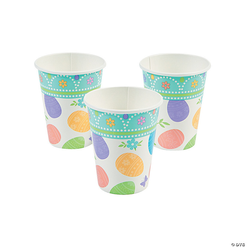 Lovely Easter Cups
