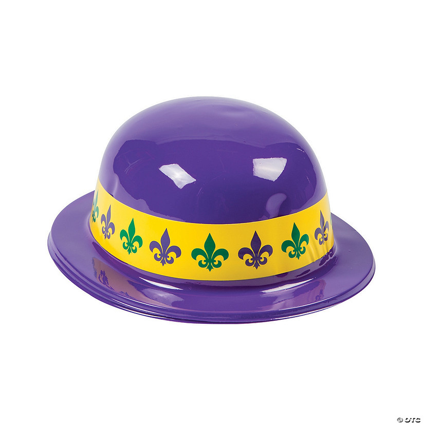 Mardi Gras Derby Hats