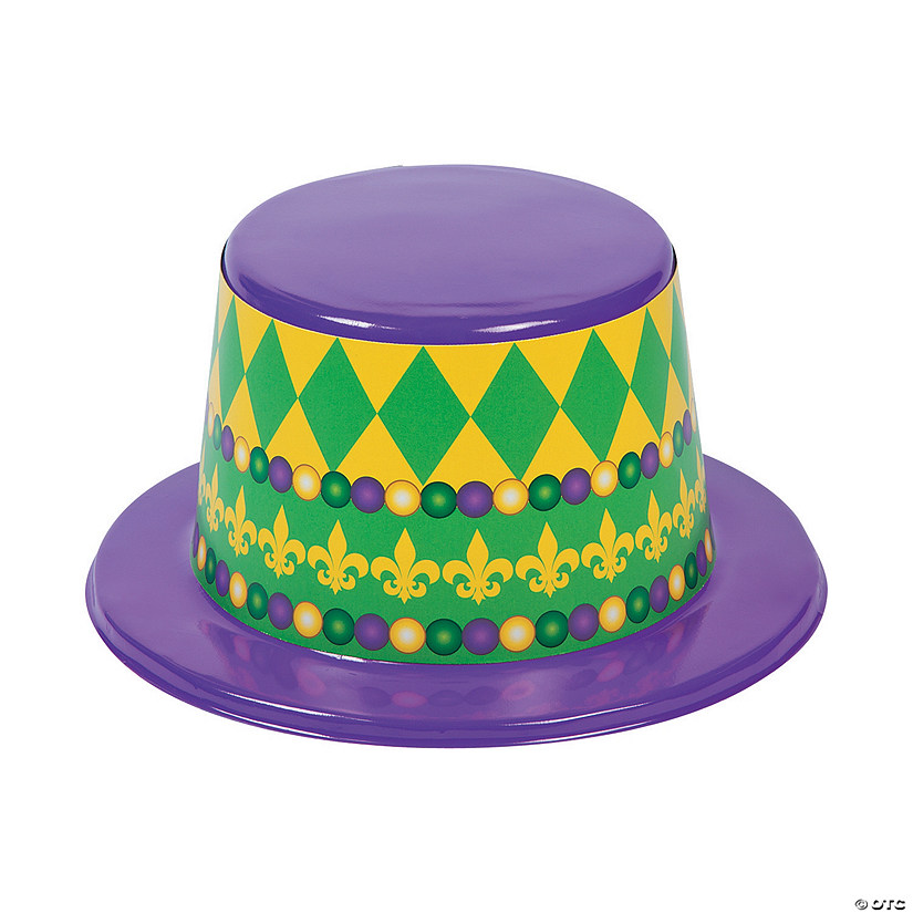 Mardi Gras Top Hats