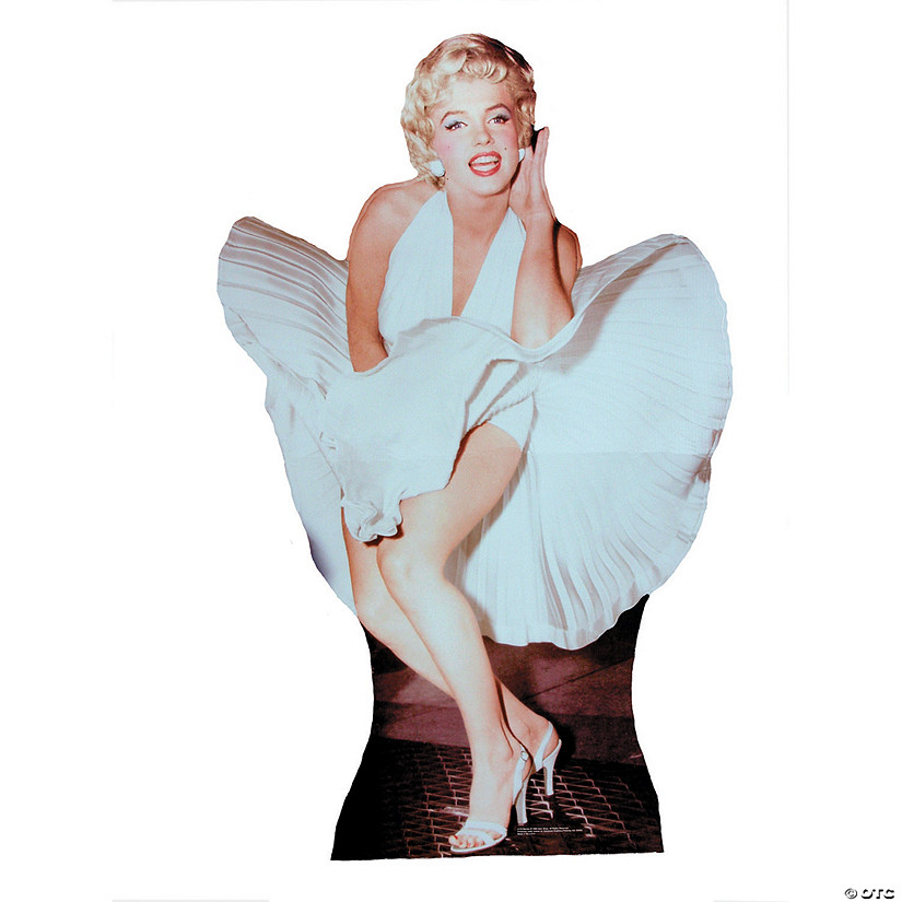 Marilyn Monroe - Seven Year Itch Cardboard Stand-Up