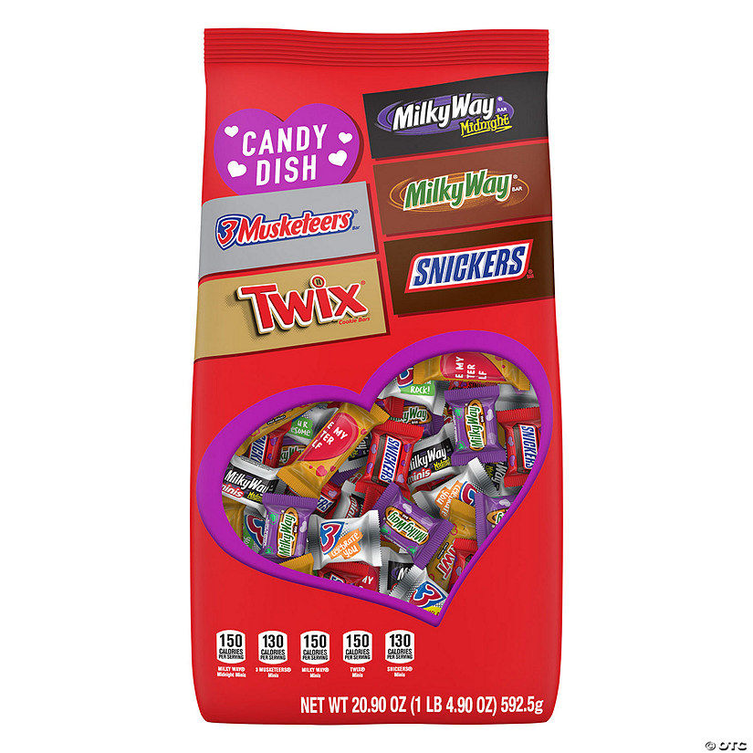 Mars® Valentine Mini Chocolate Candy Mix