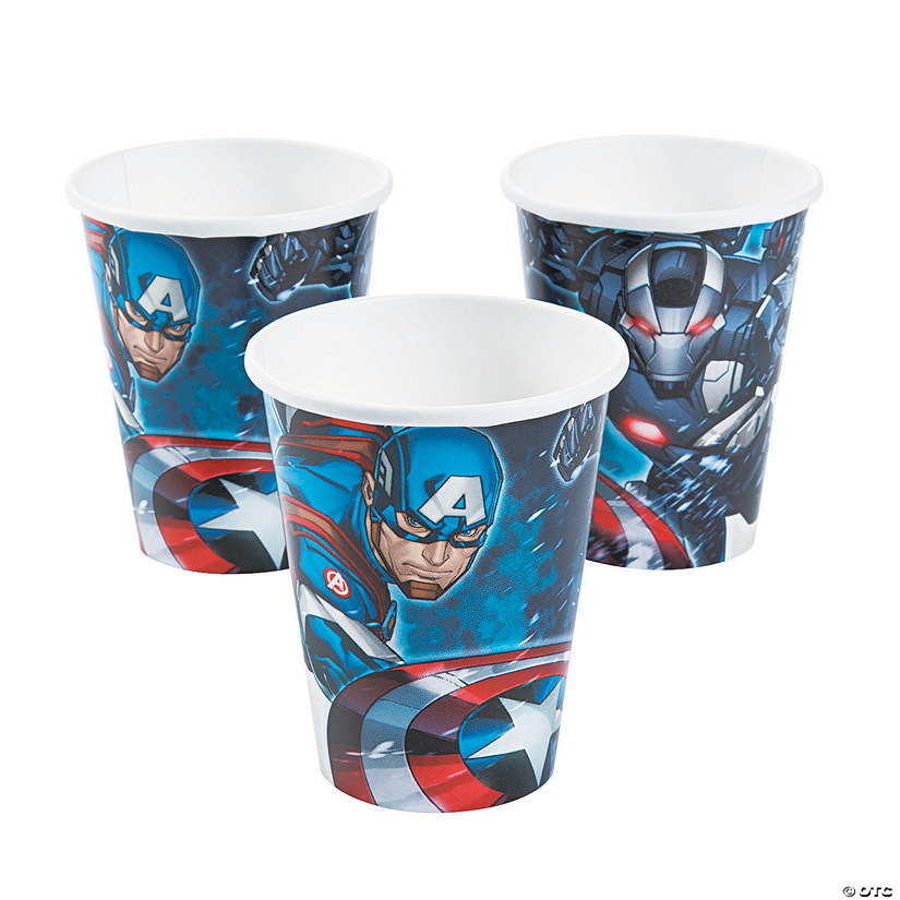 Marvel Avengers™ Paper Cups